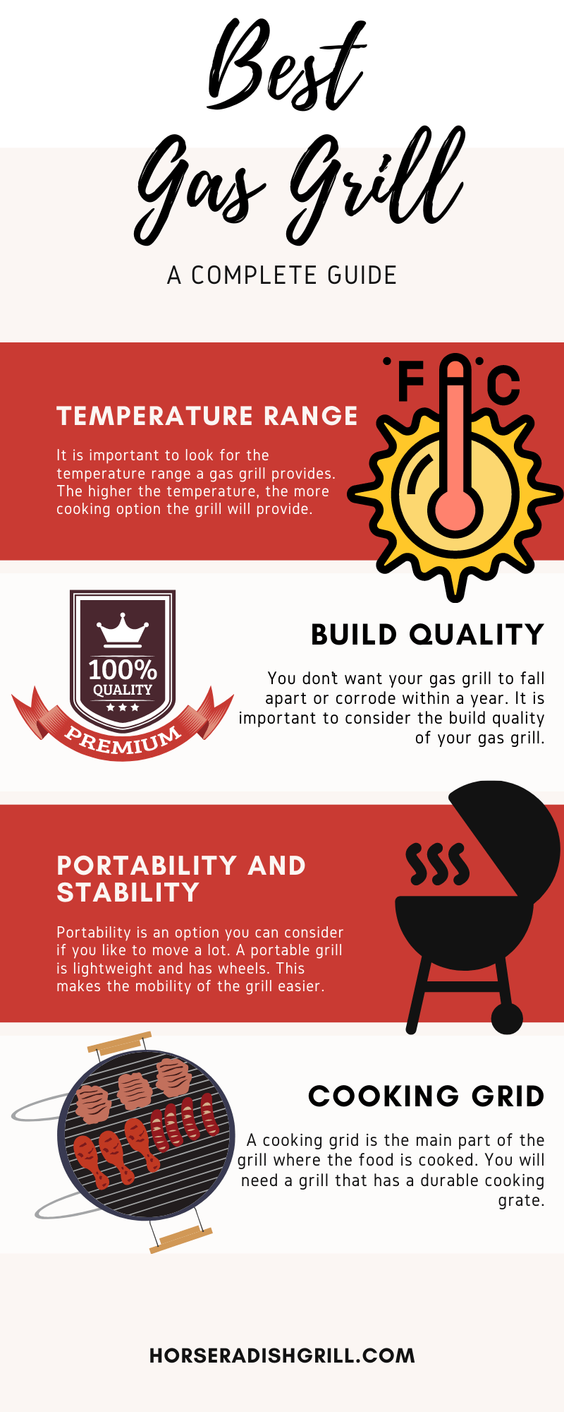 Best Gas Grill Buying Guide